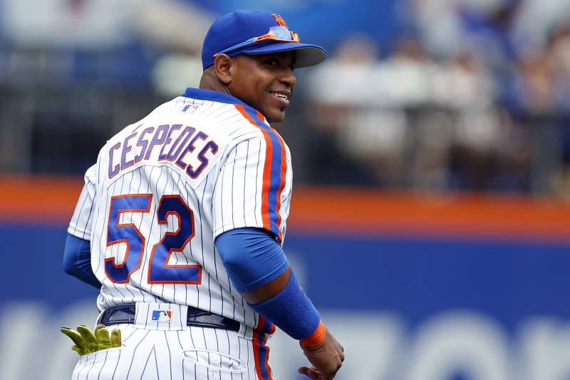 The Rollercoaster Career of Yoenis Cespedes