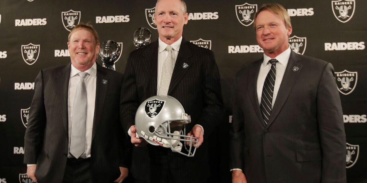 The Drafting Philosophy of Raiders' General Manager Mike Mayock
