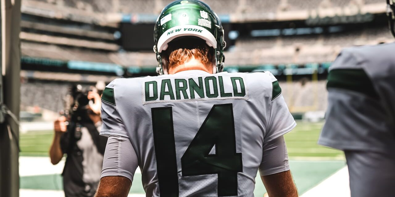 Why Sam Darnold is Not the Answer for the Jets