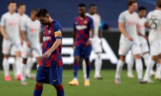 Barcelona Have Hit Rock Bottom: The Steep Road
