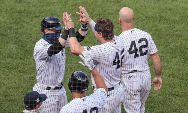 Yankees Take Three Of Five In Exciting Subway Series Matchup In The Bronx