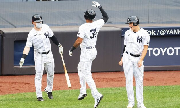 The Yankees Wrap Up Their Season With A Series Loss To Miami And Finish 33-27: Geared Up For The Postseason