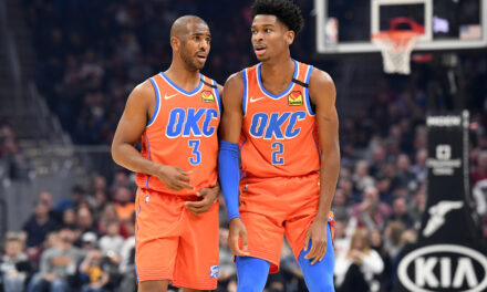 The Oklahoma City Thunder's Rebuild has Begun