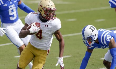 Three Takeaways From Boston College's Impressive Performance Against Duke