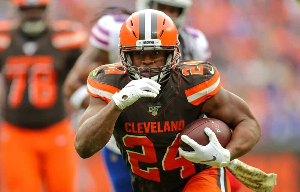 Five Fantasy Football Regression Candidates