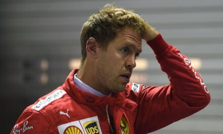 Will Sebastian Vettel Sign For Racing Point?