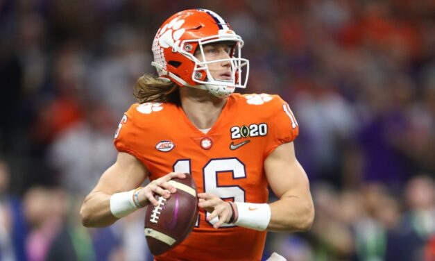 Why Trevor Lawrence Must Be The First Overall Pick