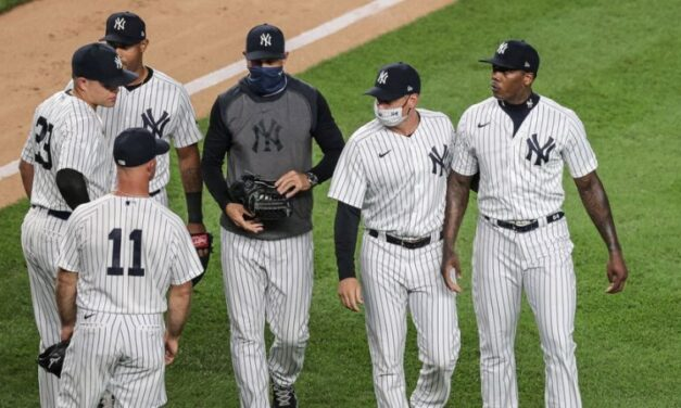 Yankees Fall Flat Footed Against Rays And Finish Season Series 2-8