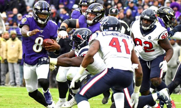Baltimore Ravens @ Houston Texans: Three Keys To A Baltimore Win