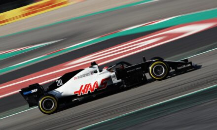 Haas Set To Make A Splash With 2021 Lineup