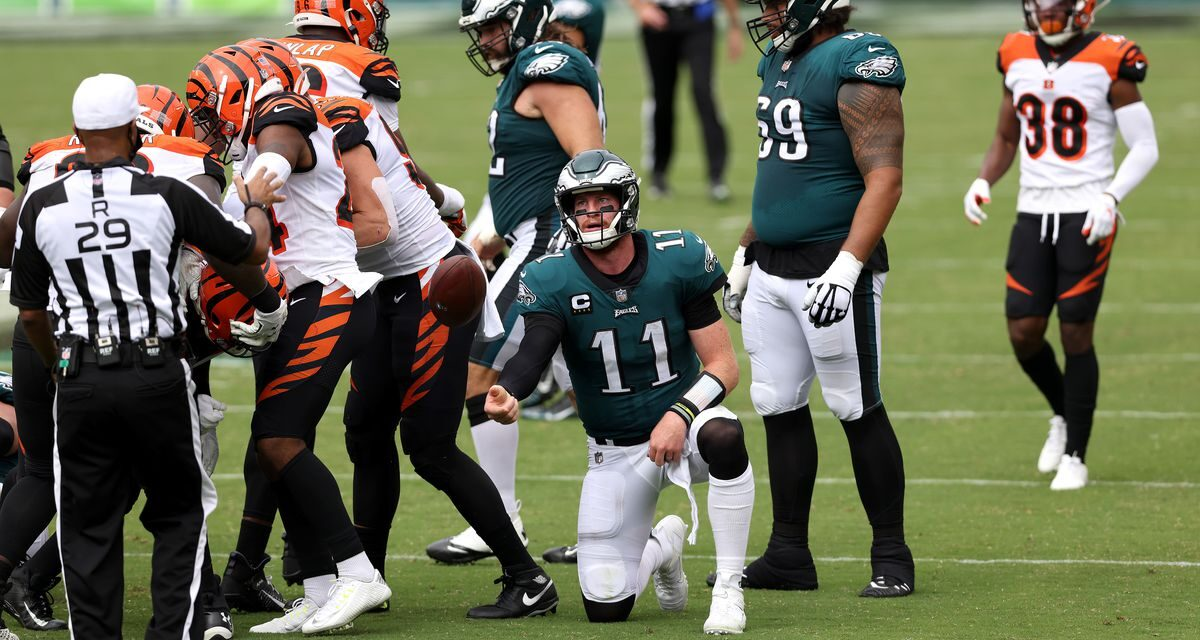 Philadelphia Eagles Week 3 Takeaways: Wentz, Playcalling, Defense