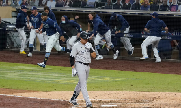 Yankees Close Their Season In ALDS Game 5 Heartbreaker Against Tampa Bay