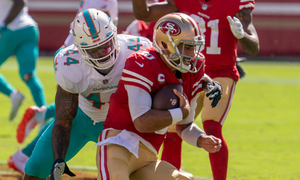 A Breakdown of the 49ers Embarrasing Loss to the Dolphins