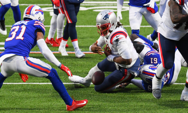 Why the Patriots Needed to Win in Week 8