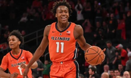 Top Five Illinois Guards of the 2010's