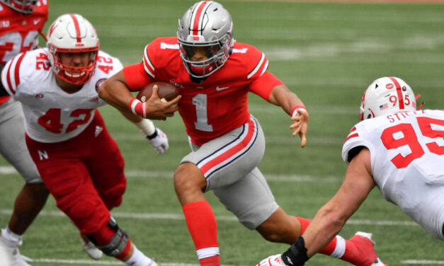 Heisman Race Week 8: B1G is Back, Lawrence-Fields Begins, BYU's Wilson Progressing