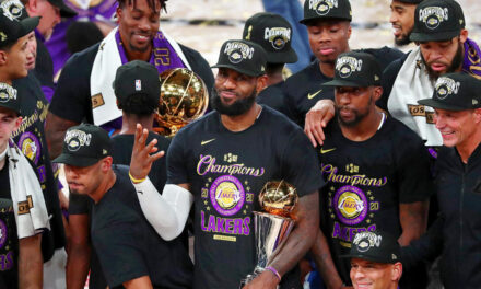 The Los Angeles Lakers Are Destined To Repeat In 2021: Here's Why