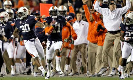 """Auburn's Gonna' Win the Football Game"": Taking You Back To One Of College Football's Most Historic Moments"