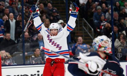 The Cost of Ryan Strome for the New York Rangers