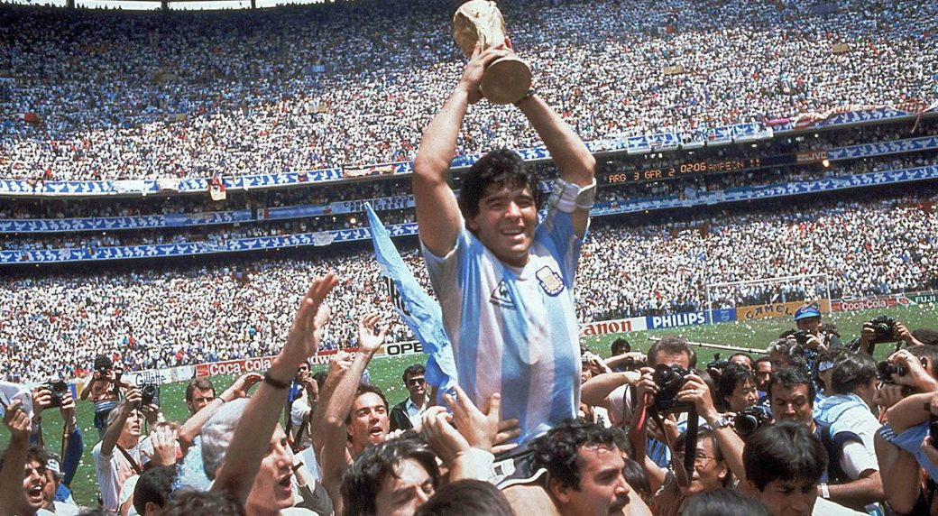 Legends Never Die, And Diego Maradona Is No Exception