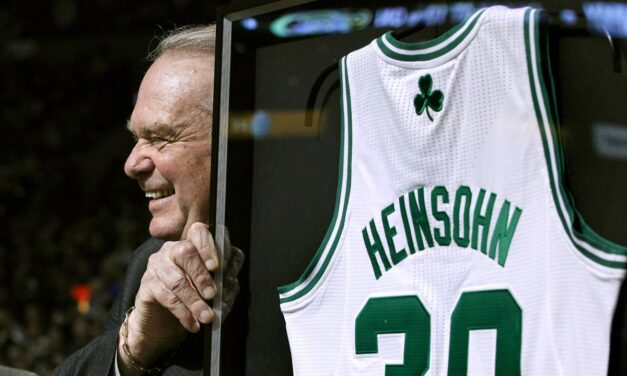 A Tribute To Tommy Heinsohn