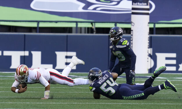 Injury-Riddled 49ers Routed By Seahawks: Garoppolo, Kittle, Coleman All Depart Game