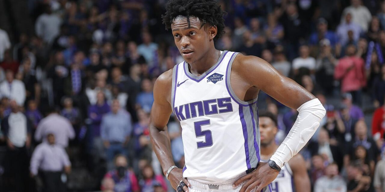 The Kings Are Stunting The Growth of De'Aaron Fox