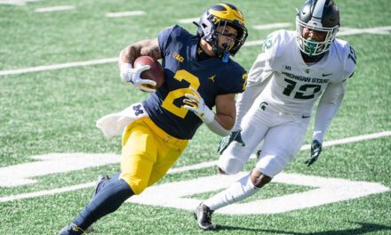 Michigan State Stuns No. 13 On The Road: Game Analysis