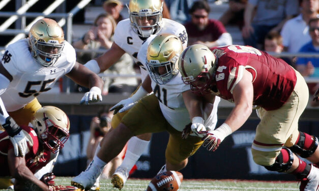 Why BC Will Beat #2 Notre Dame