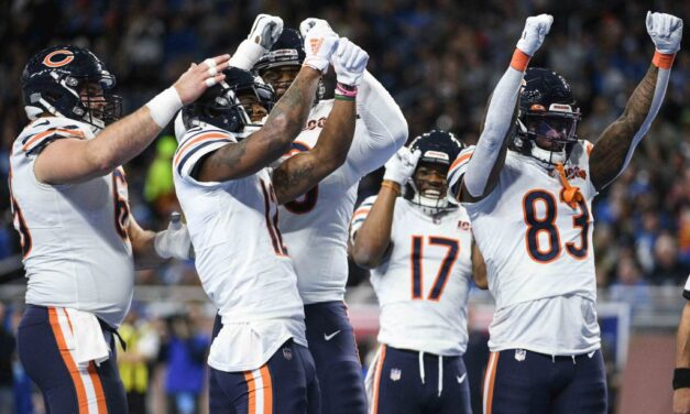 Checking in on the Chicago Bears at the Midway Point