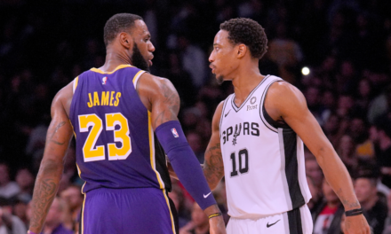 DeMar DeRozan to the Lakers: A Win-Win
