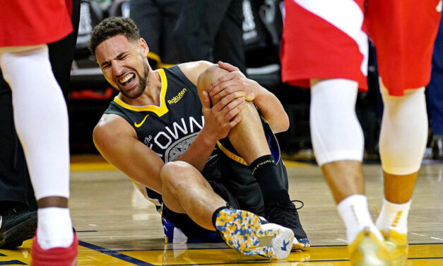 What Klay Thompson's Injury Means for the Warriors
