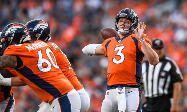 Time is Ticking on Drew Lock in Denver