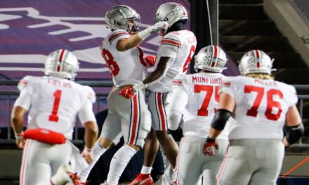 Happy Valley Ends Well For Fields and The Buckeyes