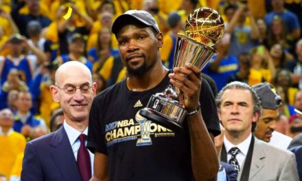 Why Kevin Durant Deserved his Two Rings
