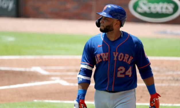 Report: Mets' Second Baseman Robinson Canó Tests Positive For PEDs — For The Second Time In His Career