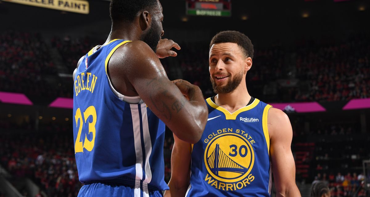 The Warriors Can't Win Like This