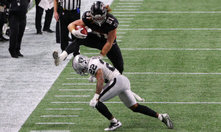 Raiders vs Falcons: The Good, The Bad, and The Ugly