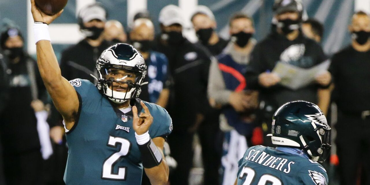The Jalen Hurts Show in Philly? Determining Philadelphia's Best Long-Term Solution at Quarterback
