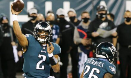 Eagles' Defense Collapses as Playoff Hopes Evaporate in Dallas