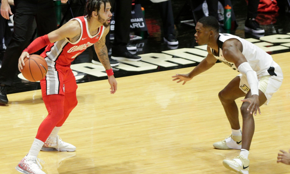 Buckeyes Fall to Purdue Without Liddell