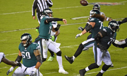 Week 12 Takeaways: Eagles Lose Division Lead