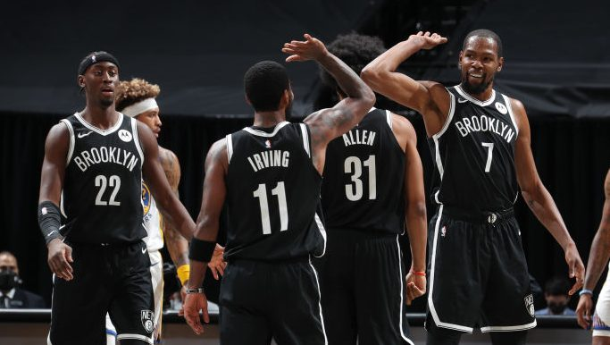 Brooklyn Dominates In Opening Night Matchup Against Golden State