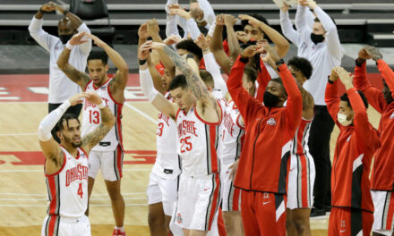 Ohio State Goes Wire-to-Wire Without Liddell