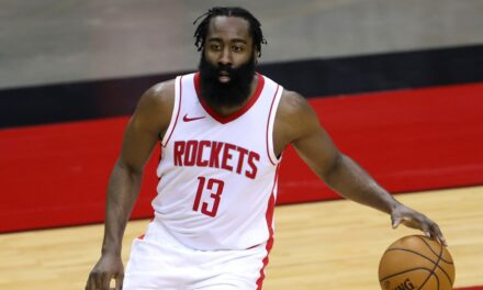 Why the Rockets should trade James Harden
