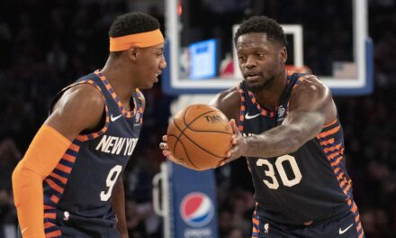 Why the Knicks have the Talent to Make the Playoffs