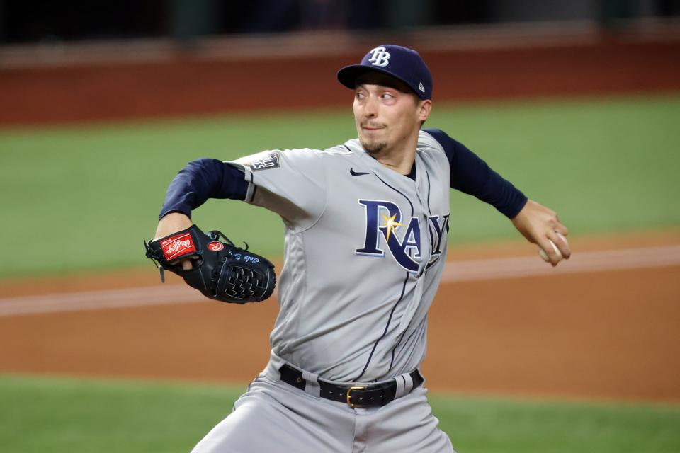 San Diego Padres Acquire Blake Snell from Tampa Bay Rays