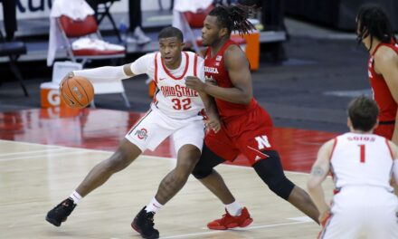 Buckeyes Bounce Back in Demolition of Nebraska