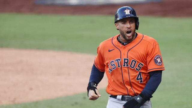Report: Toronto Blue Jays Sign OF George Springer