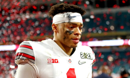 Depleted Buckeyes Sputter and Collapse to Alabama in National Championship Game